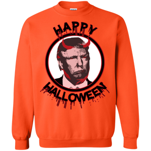 Happy Halloween Scary Trump Devil Sweatshirt