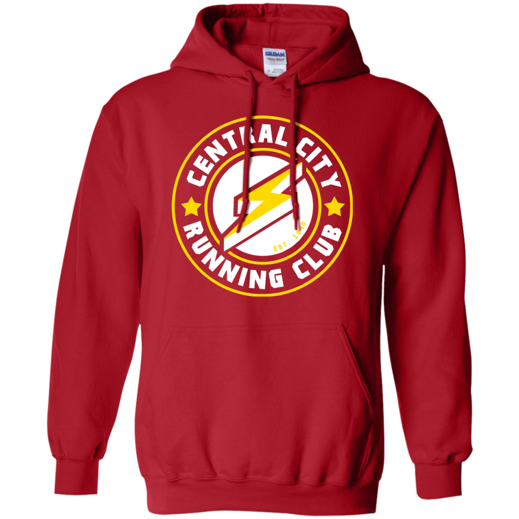 Central City Running Team Est 1940 Hoodie