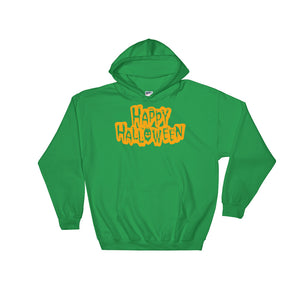 Simple Happy Halloween Hoodie