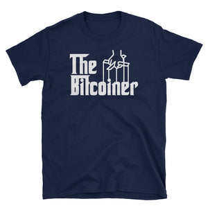 The Bitcoiner Movie Parody T-Shirt
