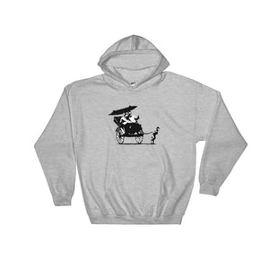 Banksy Third World Tourism Hoodie