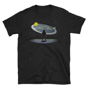 Seeing The Truth of Flat Earth T-Shirt