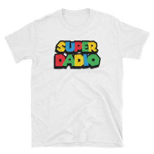 Super Dadio Parody Fathers Day T-Shirt