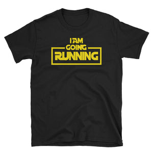 Star Parody I Am Going Running T-Shirt