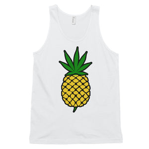 Pineapple Express Weed Leaf Tank Top