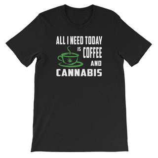 Coffee & Cannabis T-Shirt