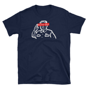 Rocket Man Kim Jung Un Parody T-Shirt