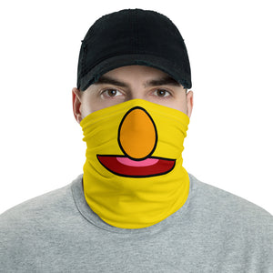 Funny Ernie Parody Puppet Reusable Face Mask Cover Gaiter