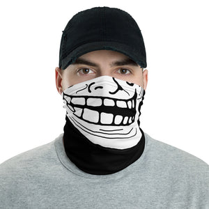Funny Meme LOL Guy Face Mask Cover Gaiter