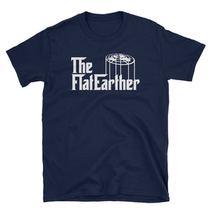 The Flat Earther Parody T-Shirt