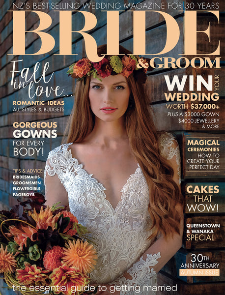 Waiheke Flower Company | New Zealand | Bride & Groom Magazine