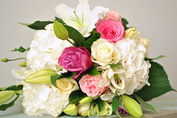 Waiheke Flower Company | New Zealand | Bouquet | Elegant