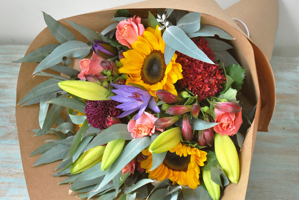 Waiheke Flower Company | New Zealand | Bouquet