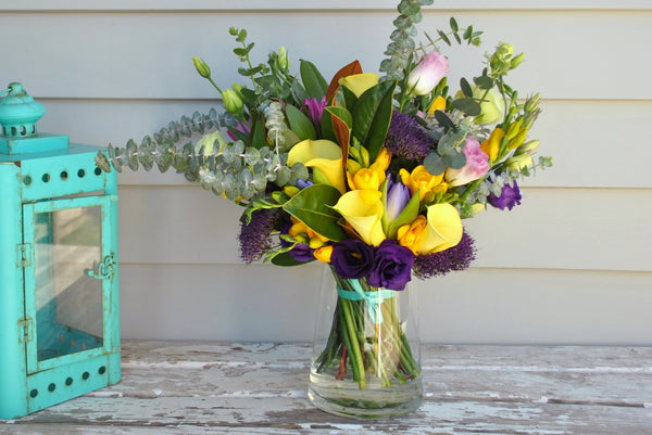 Waiheke Flower Company | New Zealand | In Vase
