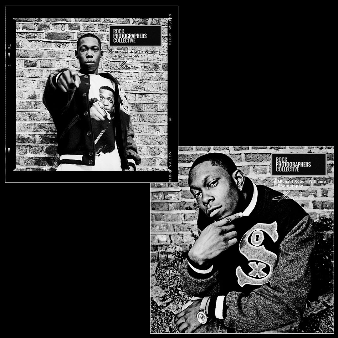 INSIDE INFO: 004: Our photographers give you the inside information behind the shoot. DIZZEE RASCAL BY MICHAEL ROBERT WILLIAMS