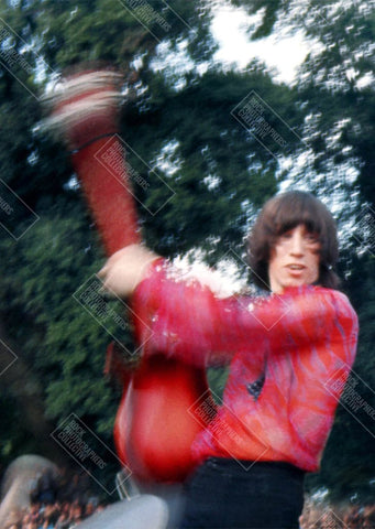 Roger Waters Pink Floyd, Hyde Park 1968 (AW) Long Sleeve