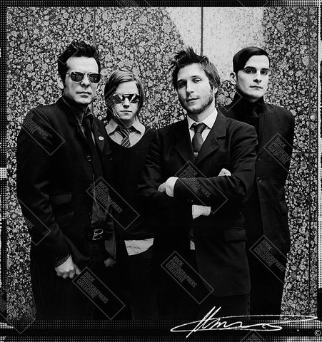 Interpol photographed in London, 2004, MRW Women's Vest
