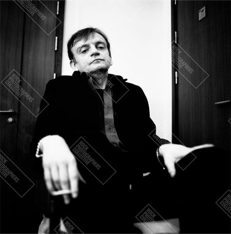 Mark E. Smith, The Fall, June 2001 (AC) Women's Vest