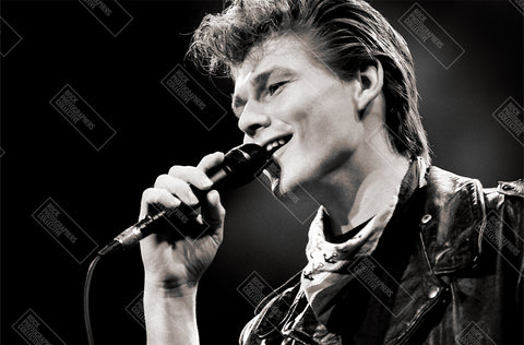 A-ha, Morten Harket, live, 1988, AP Tote Bag