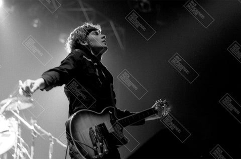 Jake Burns of SLF, Solo B&W AP (1) Mug