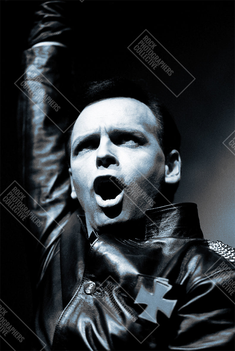 Gary Numan, live, London, 1991, AP Women's Vest