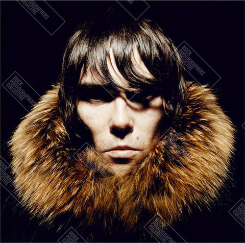 Ian Brown, The Stone Roses, 2001, (1) (AC) Women's Vest