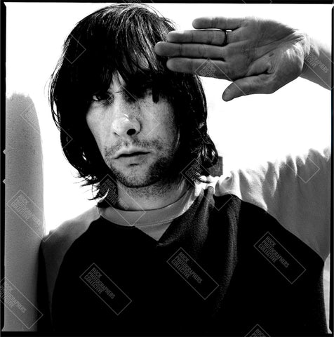 Bobby Gillespie, Primal Scream, 2009 (AC) Tote Bag.