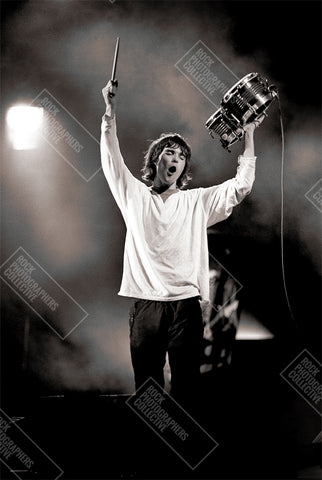 Stone Roses, Ian Brown, Spike Island, AP Tote Bag