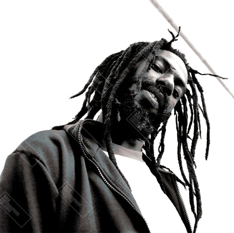 Buju Banton, London, 2009, AC Mug