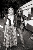 Vera Lynn with Dave Brock, Hawkwind, 1985 AP Women's Vest