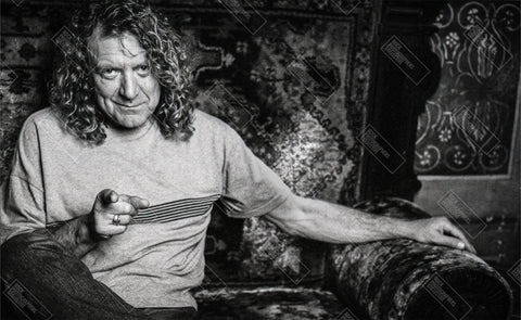 Robert Plant, London, 2002 (SdB) Long Sleeve