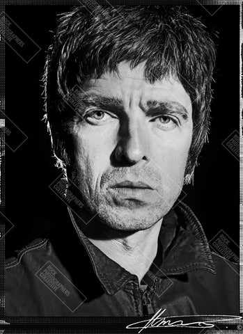 Noel Gallagher, Oasis, 2008, MRW Kids' T-Shirt