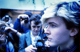 David Sylvian, Japan, 1984, profile (AJB) Women's Vest
