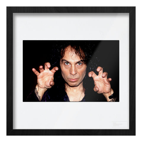 Ronnie James Dio 1992 Art Print
