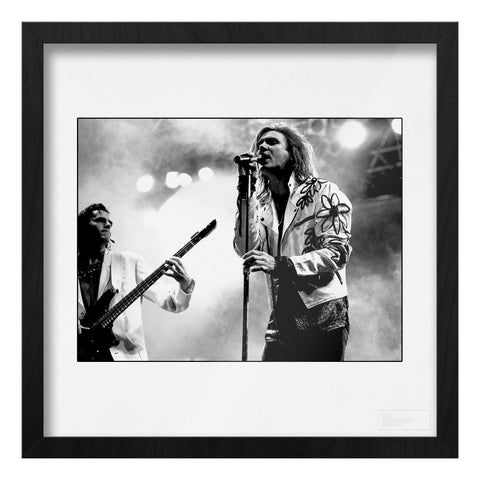 Duran Duran live in Antwerp, year unknown AP Art Print