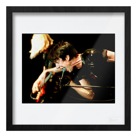 The Cramps live close-up Art Print