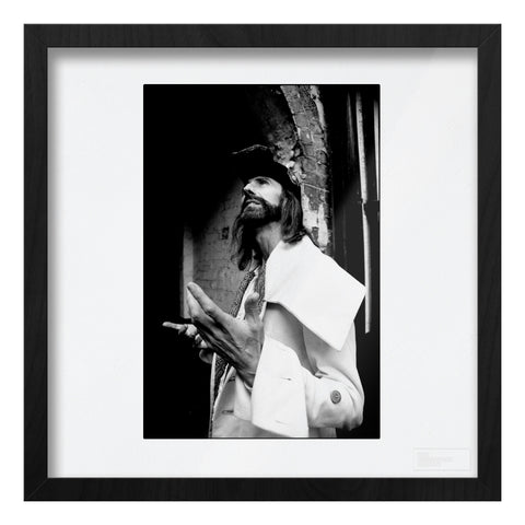 Arthur Brown location portrait AP Art Print