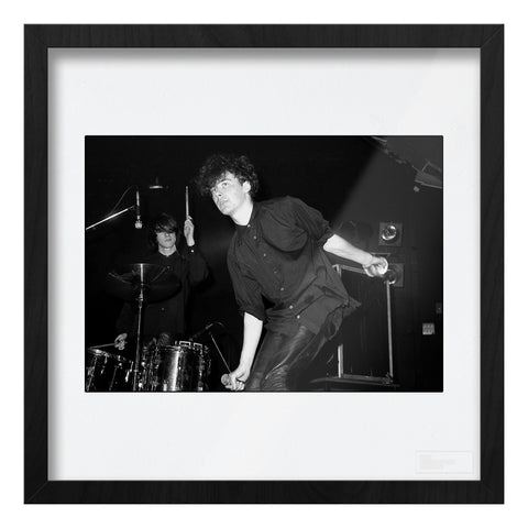 The Jesus and Mary Chain, live AP Art Print