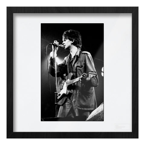 Echo & The Bunnymen live AP Art Print