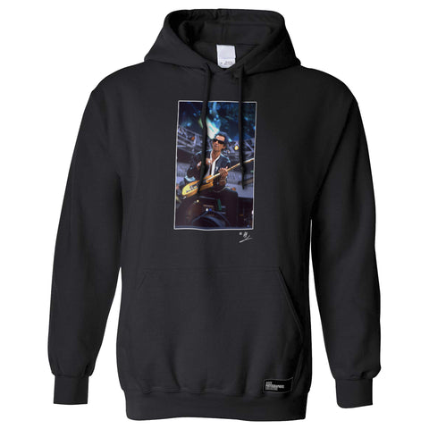 Keith Richards of The Rolling Stones, live Hoodie