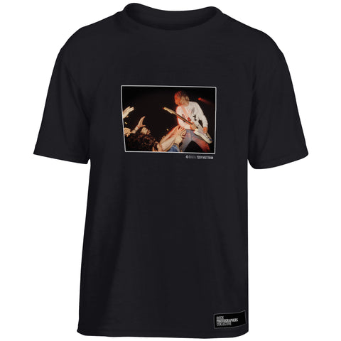 Nirvana, Kurt Cobain (3) live 1991, TM Kids' T-Shirt