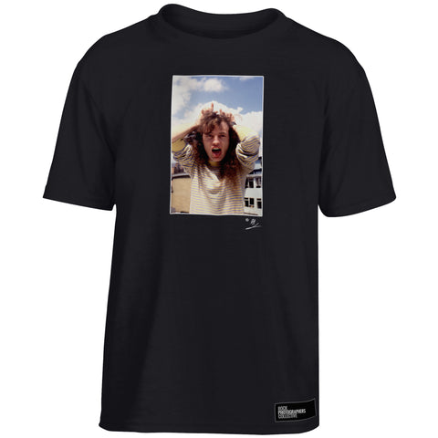 Angus Young Bull full colour Kids' T-Shirt