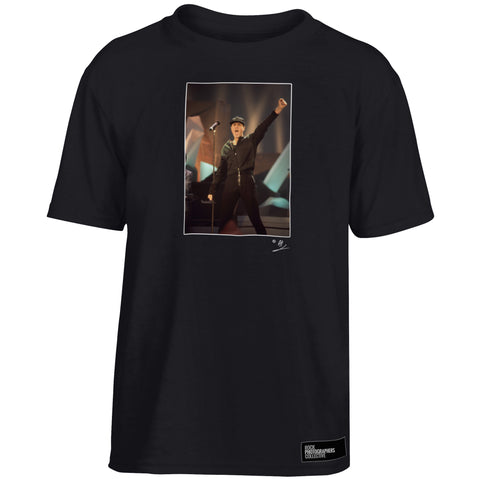 Simon Le Bon of Duran Duran live AP Kids' T-Shirt