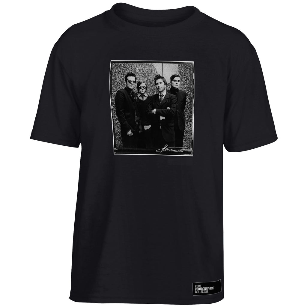 Interpol photographed in London, 2004, MRW Kids' T-Shirt
