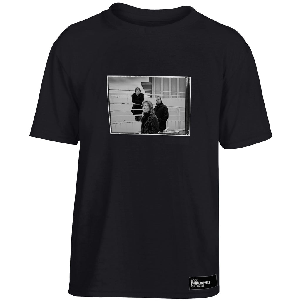 Portishead in Paris, 2008, MRW Kids' T-Shirt