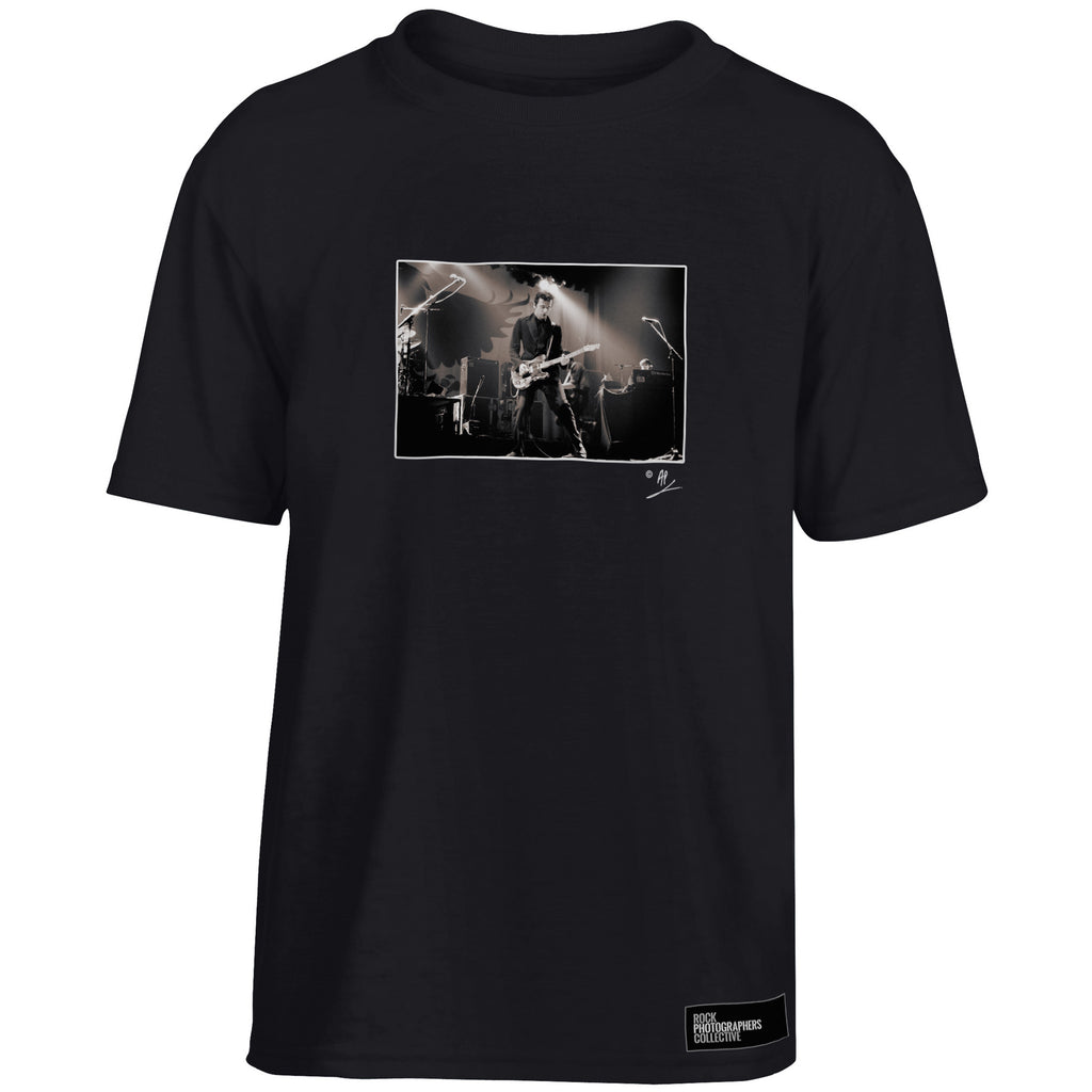 The Stranglers, Hugh Cornwell, live, 1980 AP Kids' T-Shirt