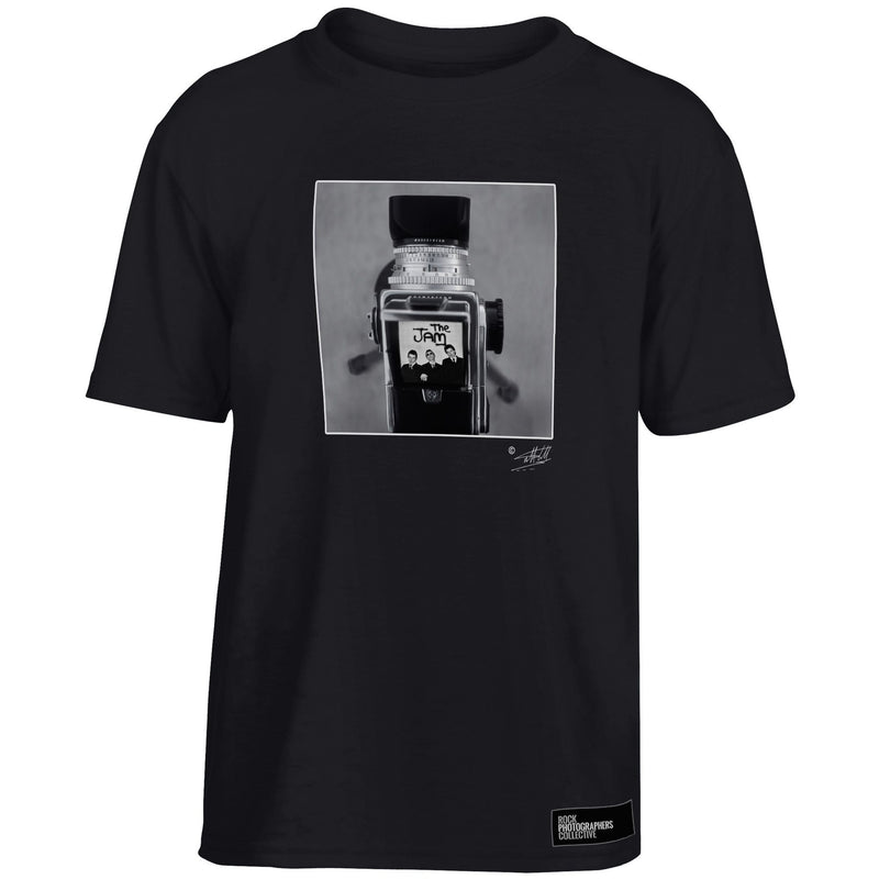 The Jam (1) Kids' T-Shirt Black