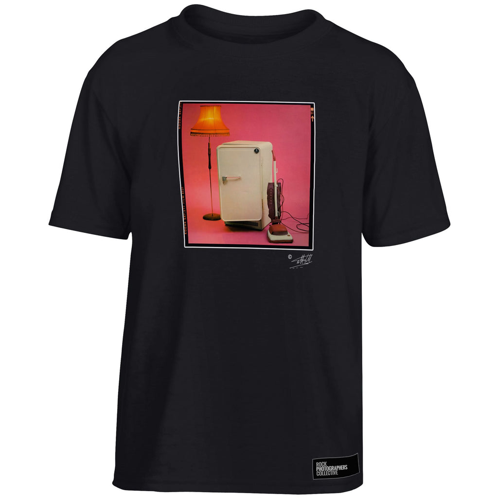 The Cure 'Three Imaginary Boys' Album Cover Kids' T-Shirt