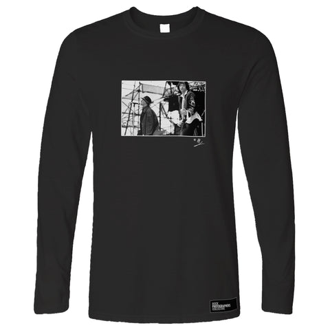 Michael Stipe and Peter Buckley REM live AP Long Sleeve
