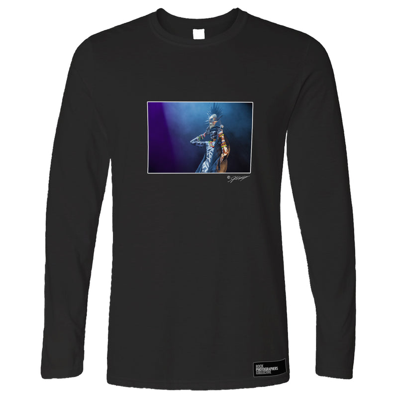 Grace Jones, London, 2017, AC Long Sleeve